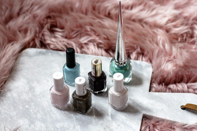 Nagellack Favoriten + Nagelpflege Routine