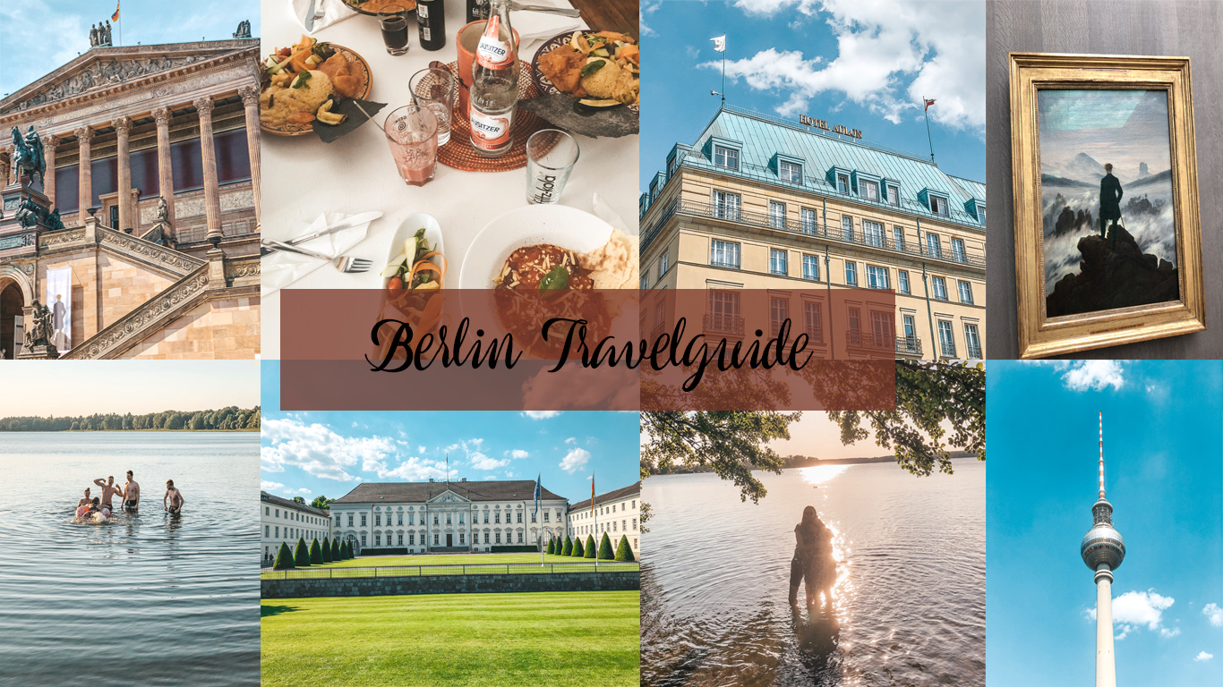 Berlin Travelguide / Traveldiary