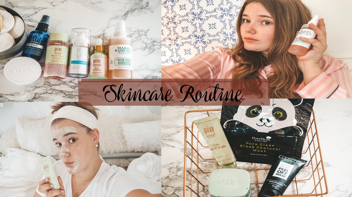 Skincare Routine Juli 2018
