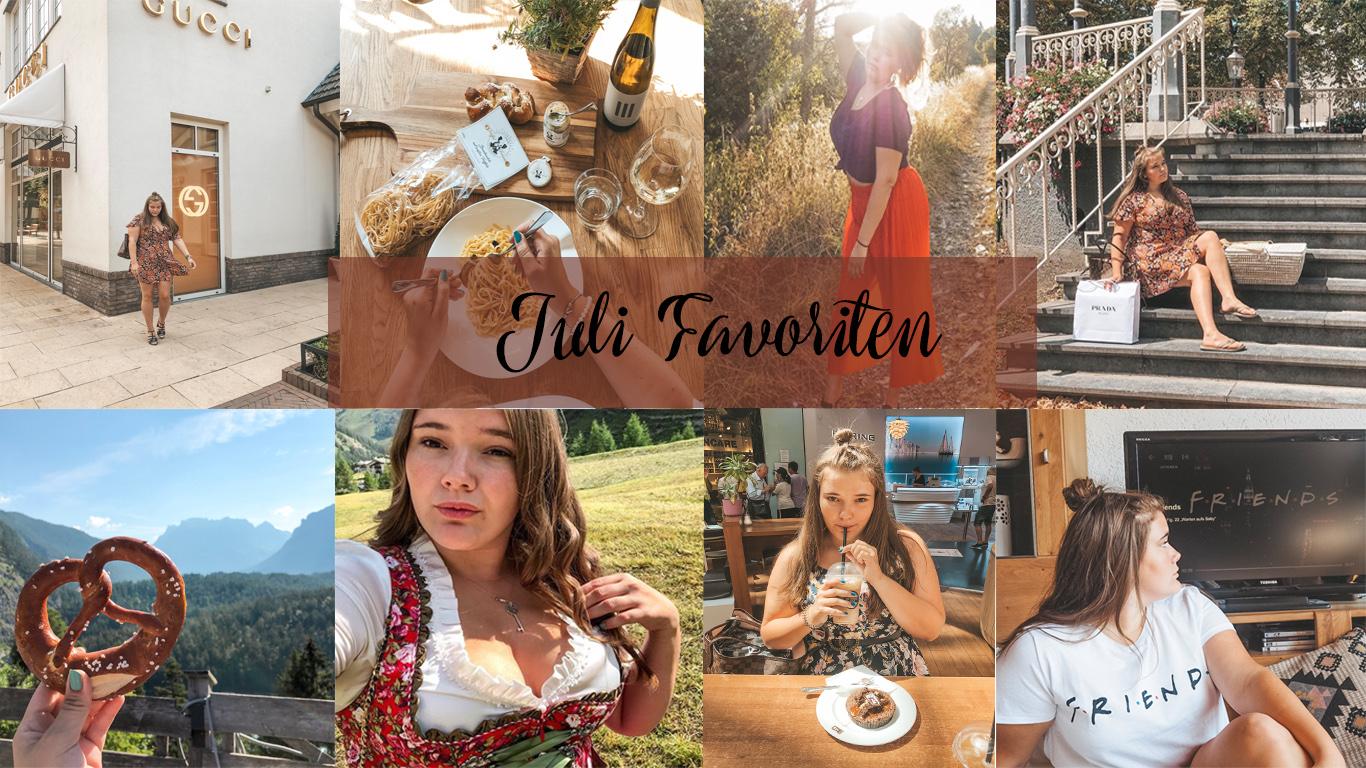 Juli Favoriten