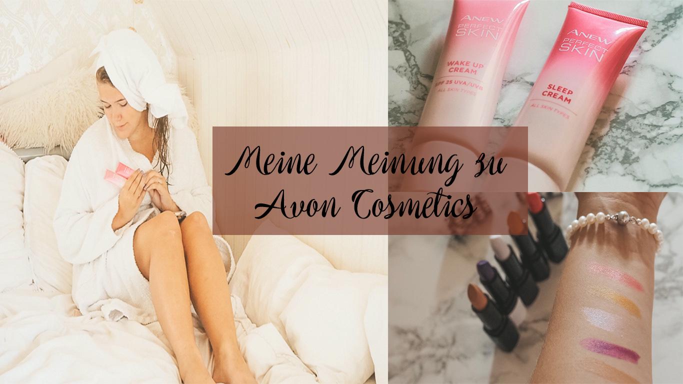 Meine Meinung zu Avon Cosmetics?!