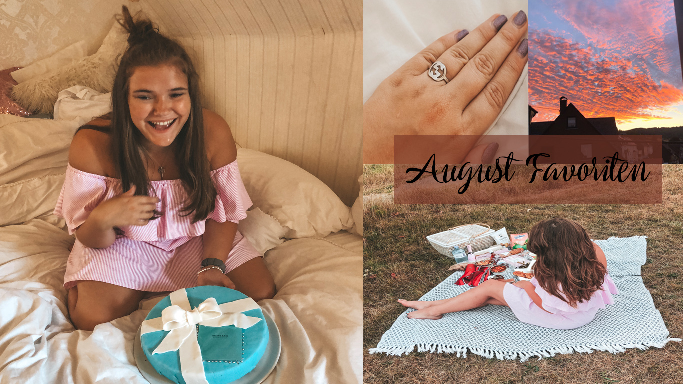 August Favoriten 2018