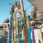 Auf dem Hippiemarkt in Las Dalias gibt es einiges zu sehen