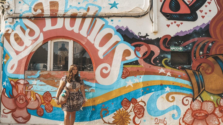 Hippiemarkt Ibiza Las Dalias