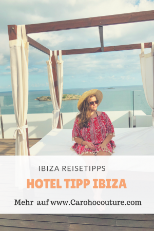 Ihr sucht das Perfekte Hotel auf Ibiza? Das Torre del Mar ist definitiv einen Besuch wert