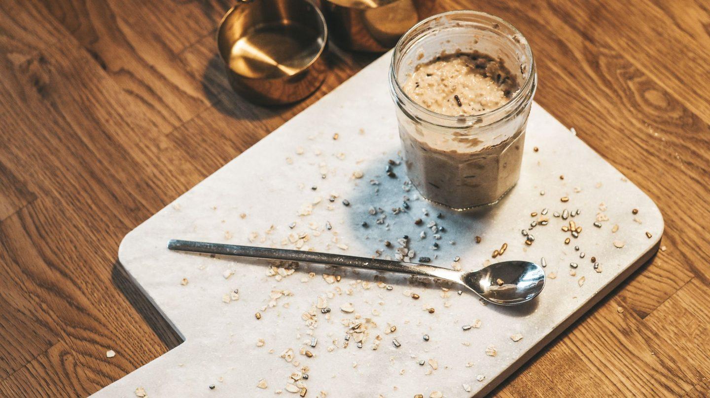 Overnight Oats – Peanut butter n' Chocolate