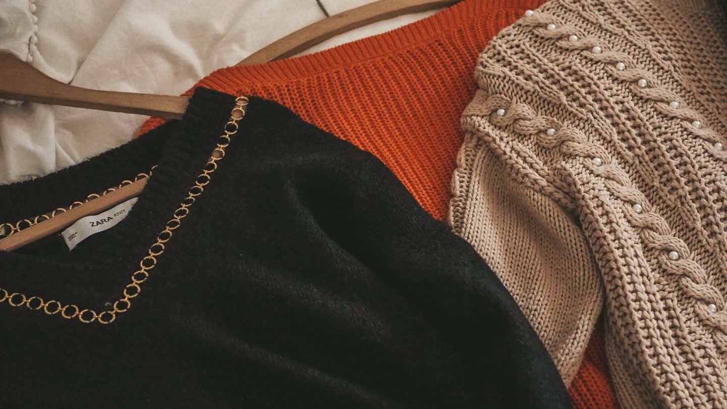 Strickpullover sind meine November Must Haves