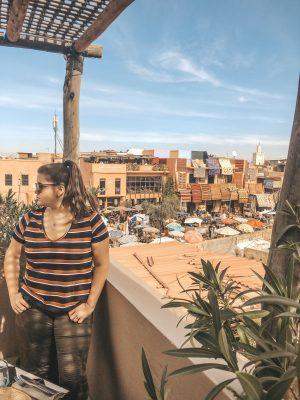 Le Nomad Marrakech Terasse