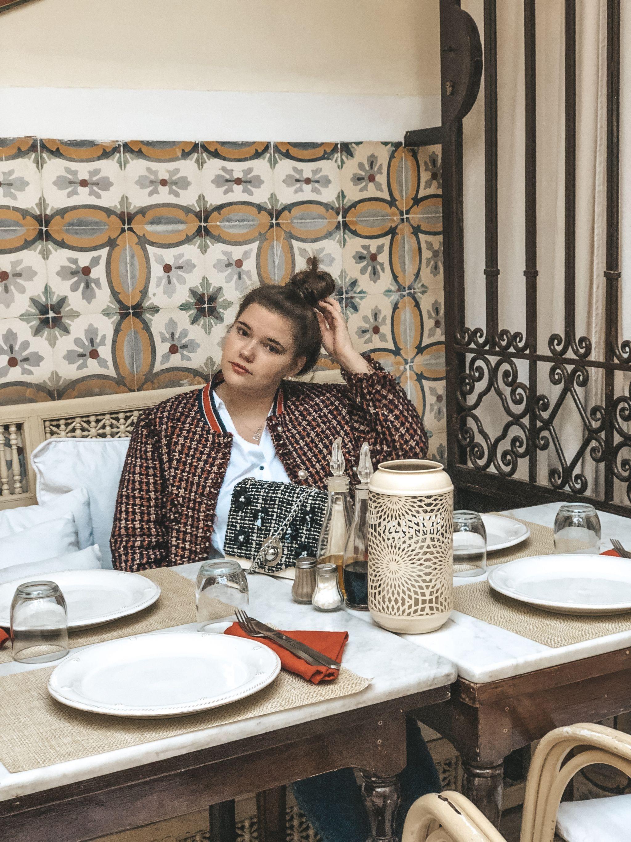 Limoni Restaurant Marrakech