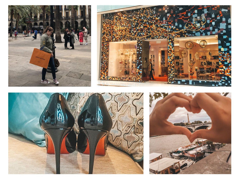 Die Geschichten hinter meinen Luxus-Käufen…