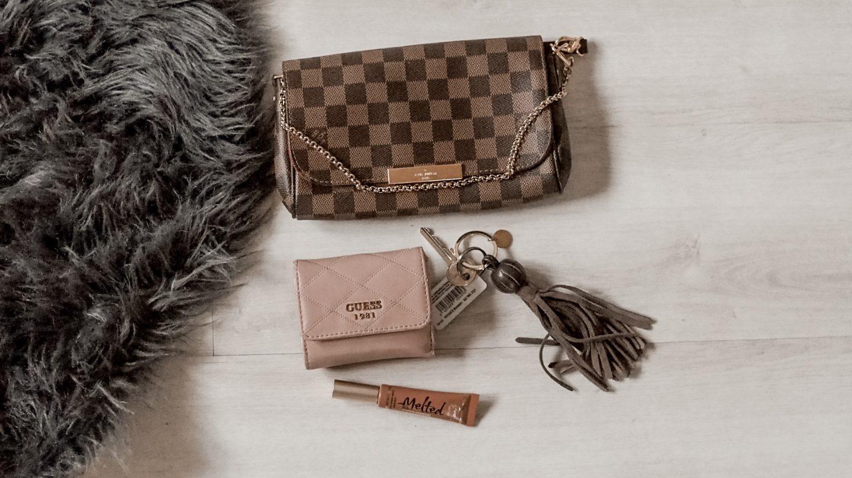 Louis Vuitton-In meiner Handtasche- Favorite- LV