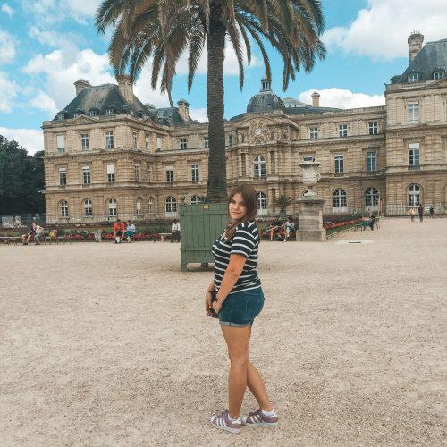 PARIS. Jardin de Luxemburg