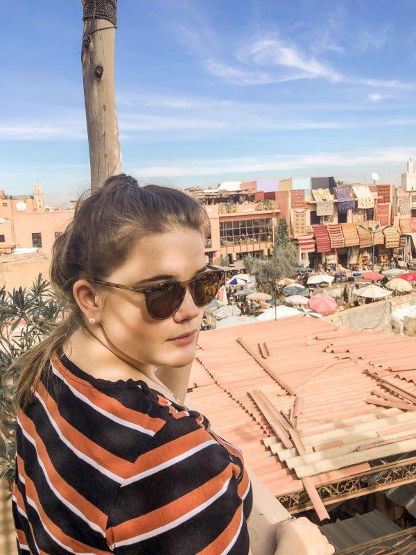 Le Nomad Marrakech View