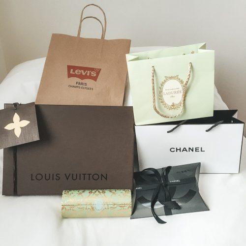 Luxus Haul, Louis Vuitton