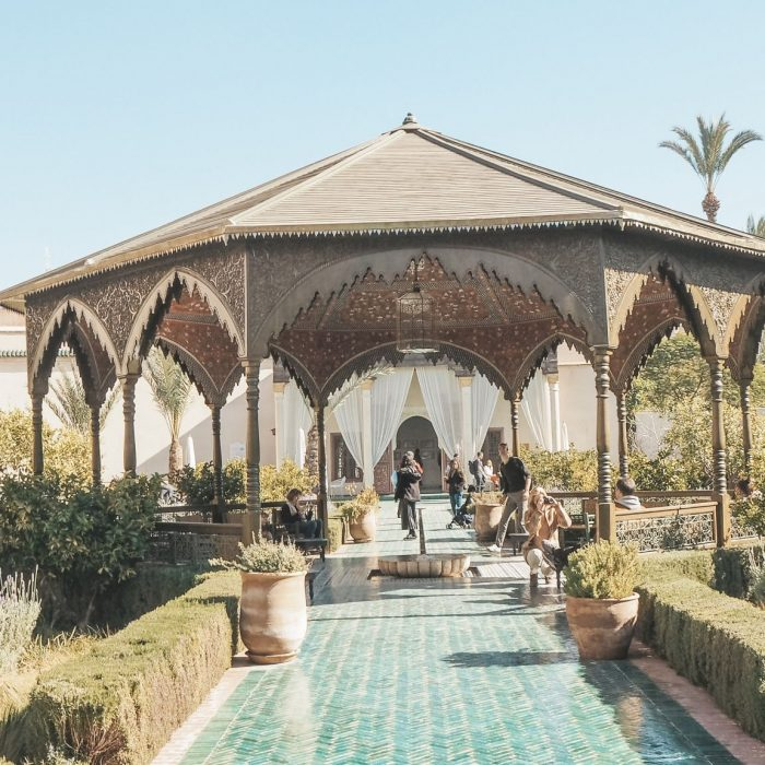 Pavillion Marrakech Secret Garden
