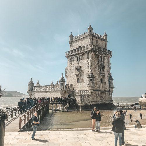 Belem Lissabon, Tower